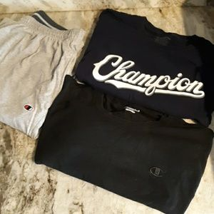 Champion men's size XL bundle
